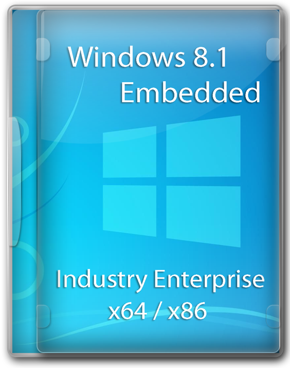 Windows Embedded 8.1 Industry Enterprise 64-32 bit на русском