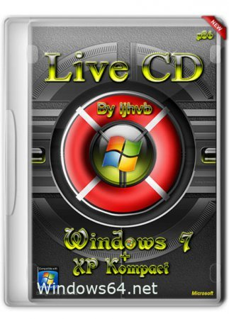 Windows 7 Live CD 32 bit USB для флешки