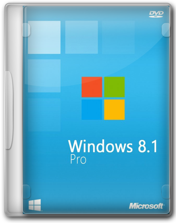 Windows 8.1 Pro x64 ISO для флешки